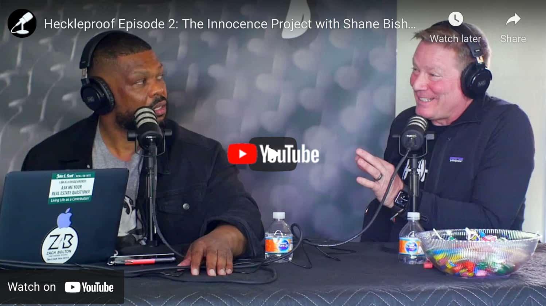 EP 2 - Heckleproof with Shane Bishop